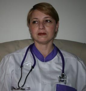 dr. Aurelia Dogaru medic primar in neurologie pediatrica